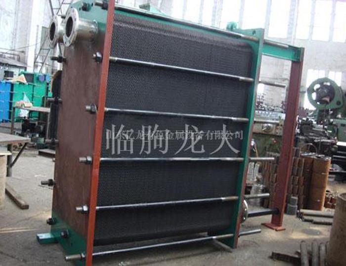 钛镍锆等特材板式换热器