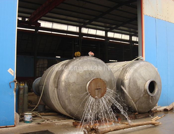 钛制薄膜蒸发器