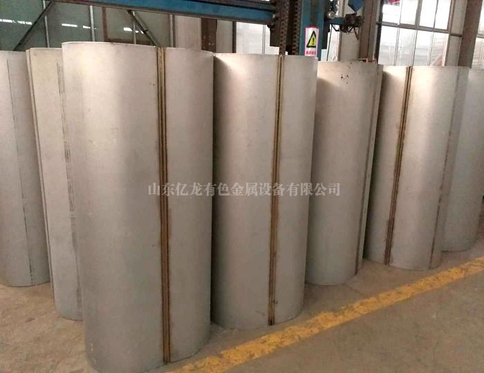 自动焊接钛管道