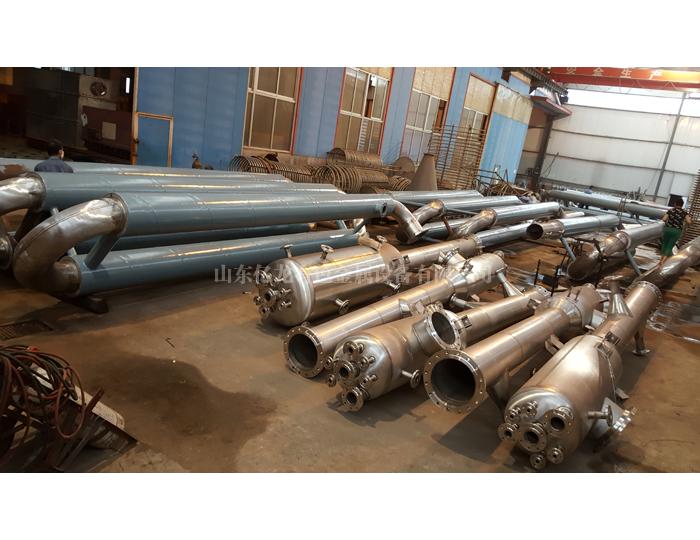 北京哈氏合金C276管式反应器、缓冲罐